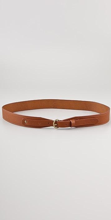 Madewell Papa Tab Waist Belt