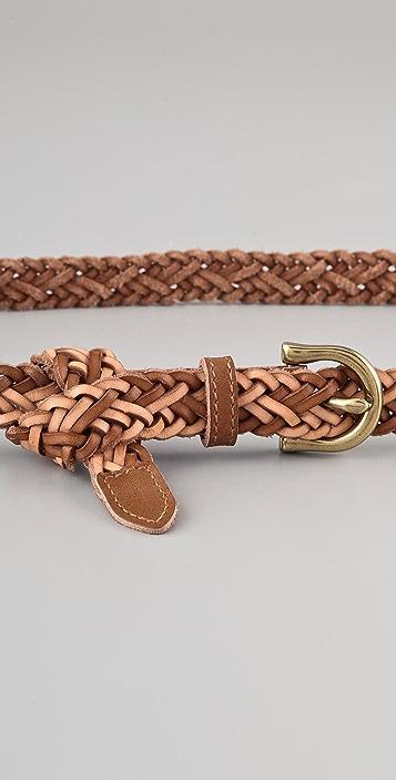 Madewell Victor Braided Belt