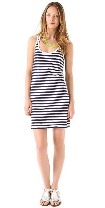 Madewell Striped Nile Dress