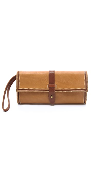 Madewell Channel Clutch