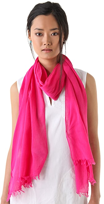 Madewell Lakeside Solid Scarf
