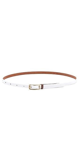 Madewell Skinny Belt