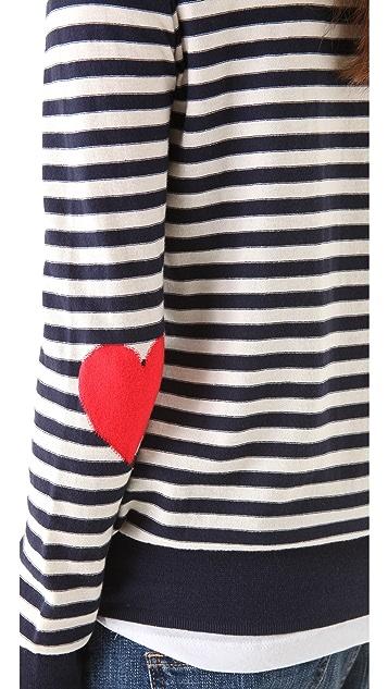 Madewell Joyce Striped Cardigan