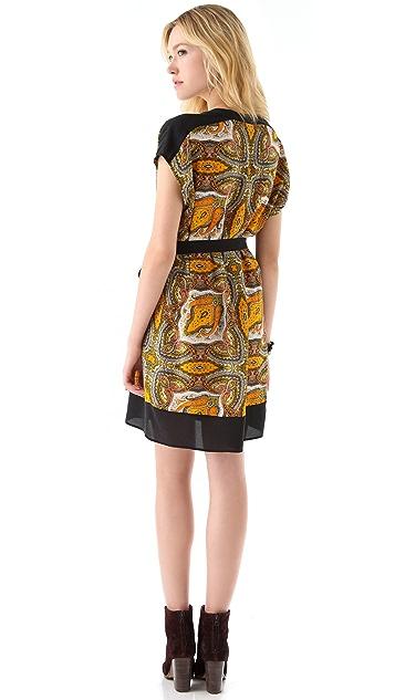 Madewell Paisley Dress