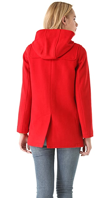 Madewell Luckley Duffle Coat