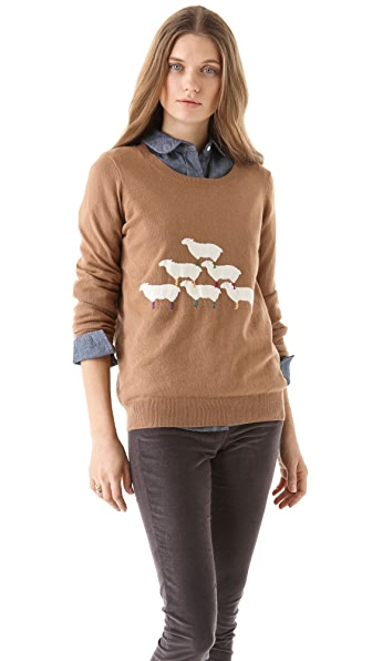 Madewell Stacked Sheep Pullover