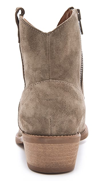 Madewell The Barnwood Booties