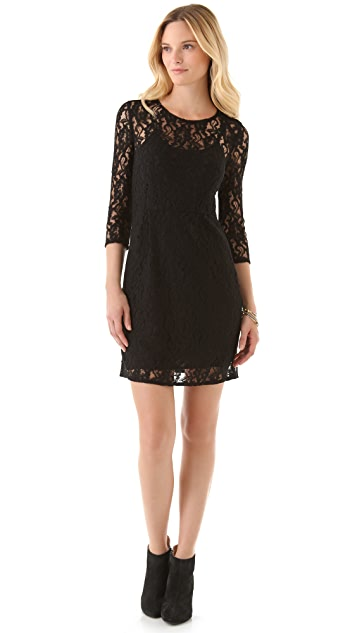 Madewell Lace Loren Dress