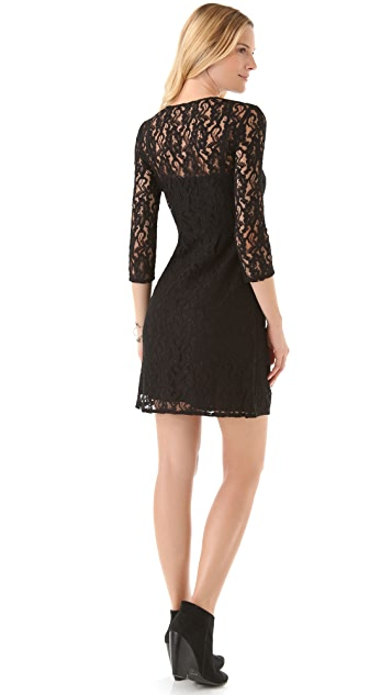 Madewell Lace Loren Dress