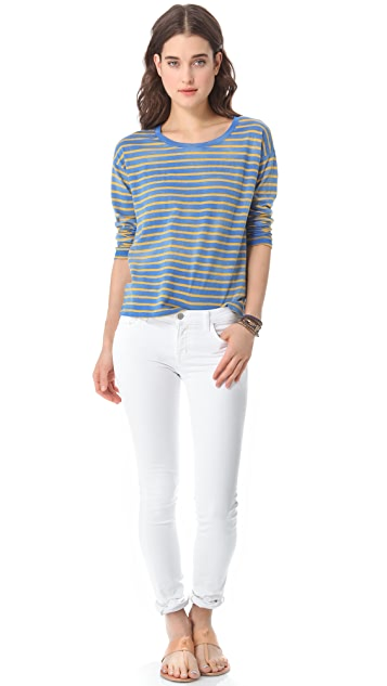 Madewell Clyde Stripe Tee
