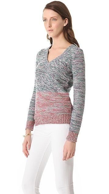 Madewell Colorwheel Sweater