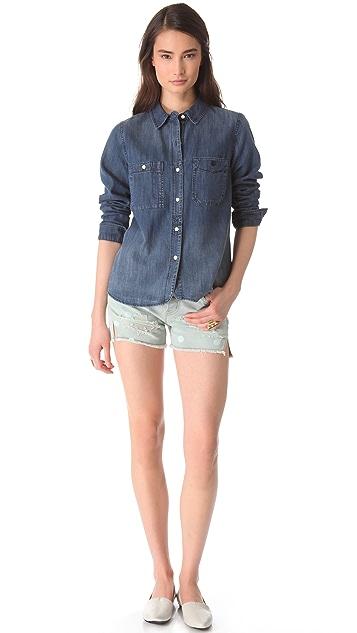 Madewell Denim Boy Shirt