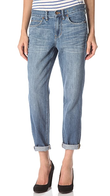 Madewell The Boy Jeans