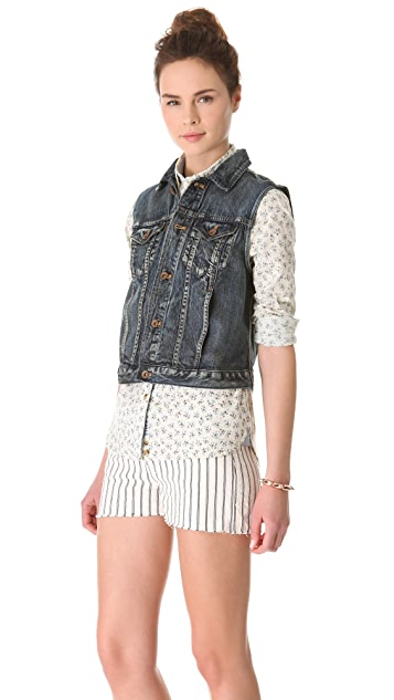 Madewell Sleeveless Vest