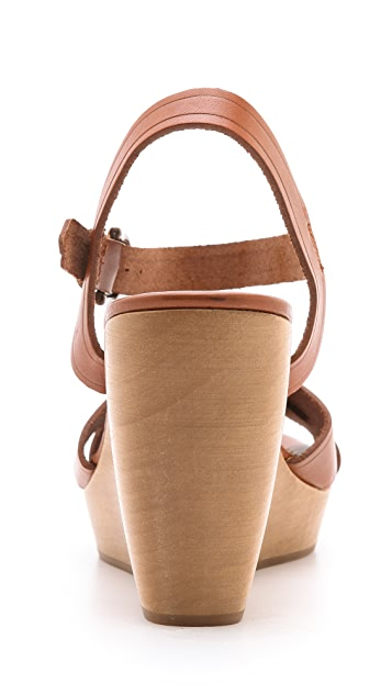 Madewell Wylie Wedge Sandals