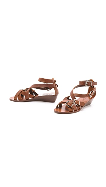 Madewell Whistlestop Sandals