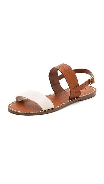 Madewell Iris Boardwalk Sandals