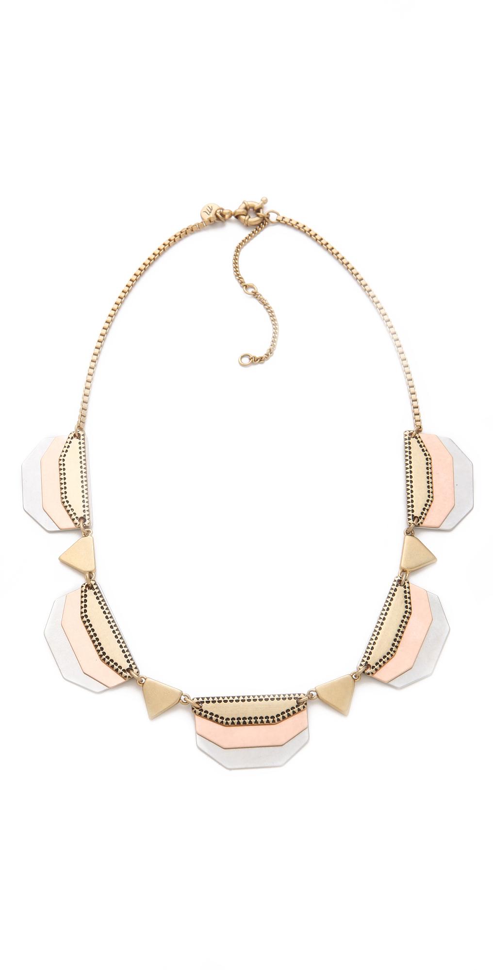Madewell Metalcraft Necklace