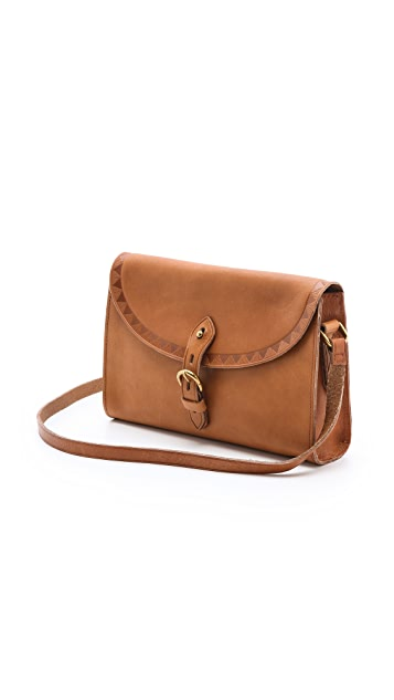 Madewell Embossed Cross Body Bag