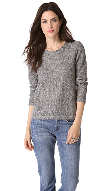Madewell Textured Pullover