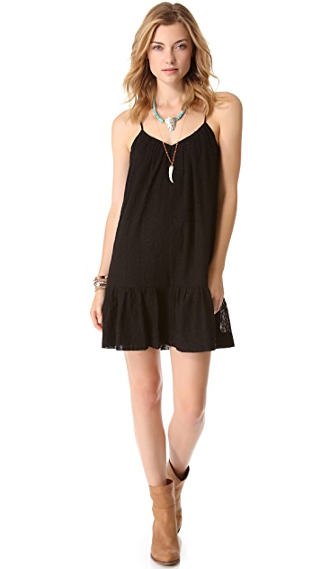 Madewell Papillon Tank Dress