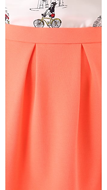 Madewell Solid Ridge Skirt
