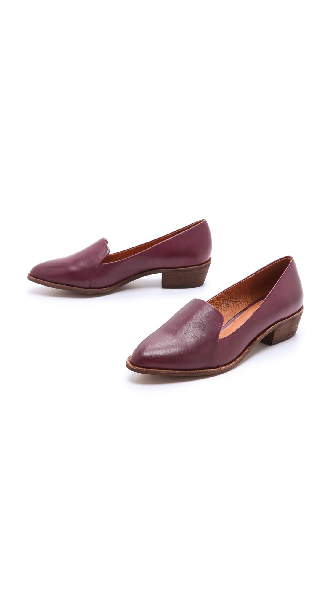 70c970fb5cc Madewell Mini Heel Loafers
