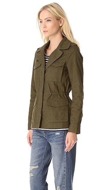 Madewell Utility Jacket