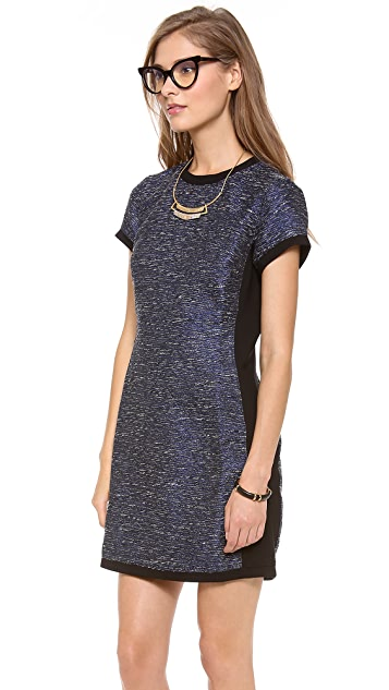 Madewell Body Con T-Shirt Dress