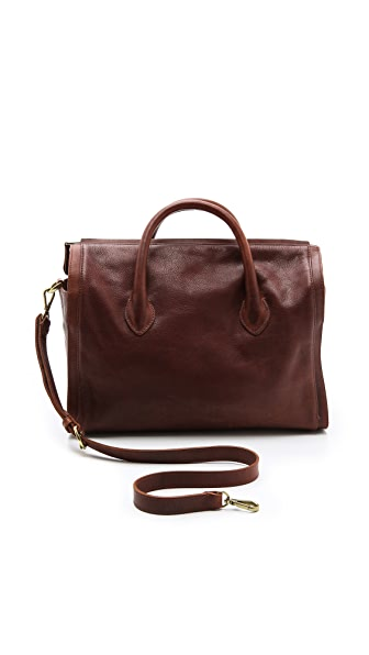 Madewell Estate Satchel