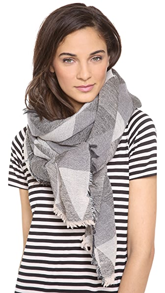 Madewell Mountain Shadow Scarf