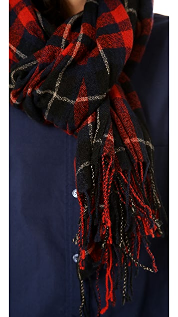 Madewell Blanket Scarf