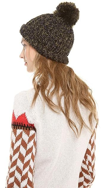 Madewell Plush Pom Hat