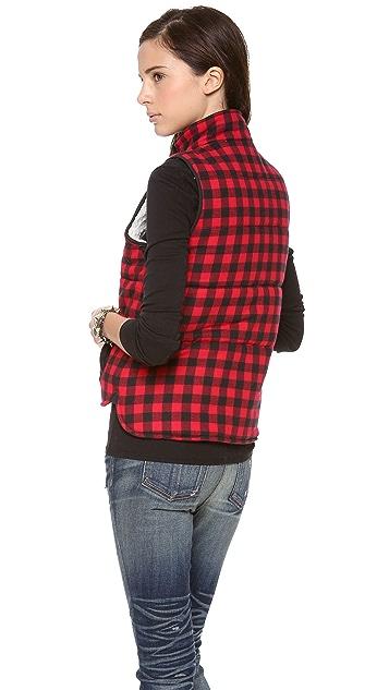Madewell Puffer Vest
