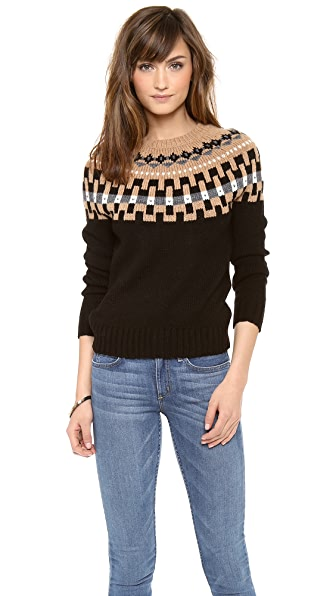 Madewell Ski Slope Sweater