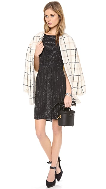 Madewell Kasia Stacked Sequin Dress