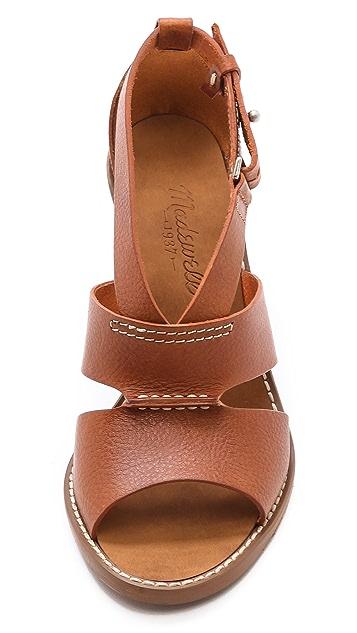 Madewell Beckett Sandals