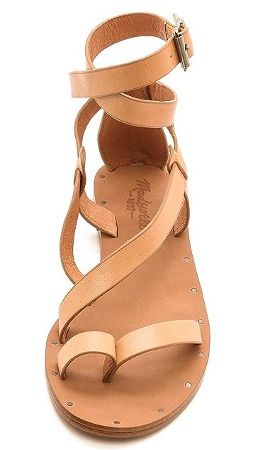 Madewell Oudja Sandals