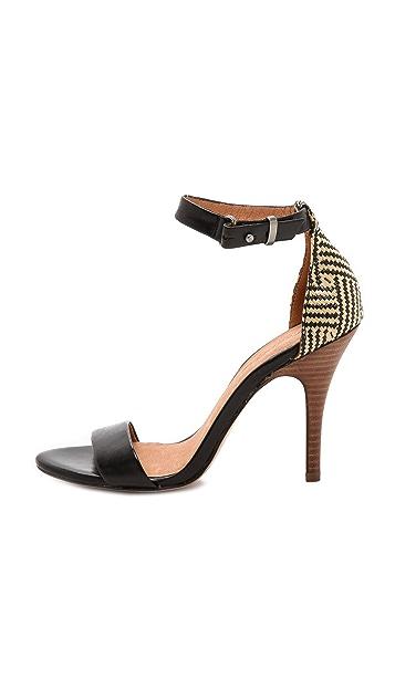 Madewell Marcel Heeled Sandals