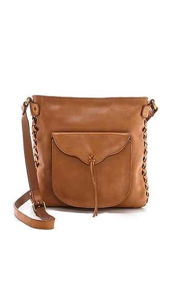 Madewell Woven Gusset Shoulder Bag