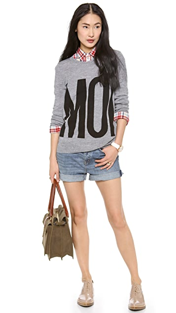 Madewell Moi Pullover