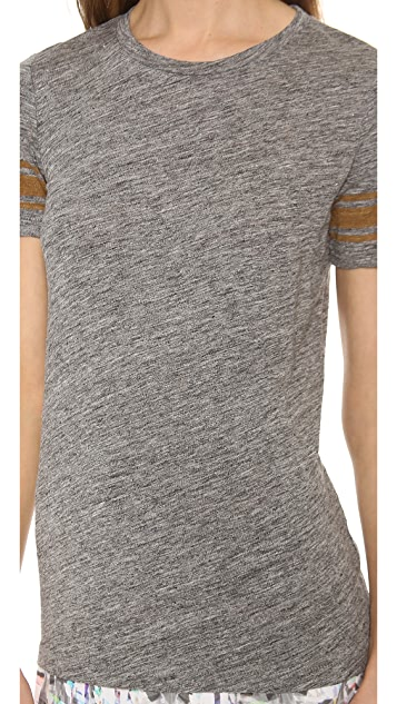 Madewell Half Court Striped Tee