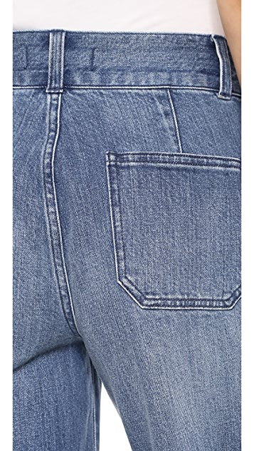 Madewell Coloutte Jeans