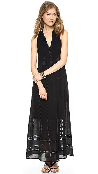 Madewell Piazza Maxi Dress