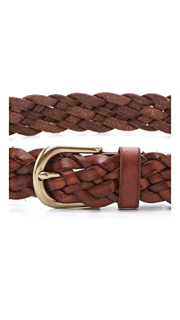 Madewell Plaitweave Belt