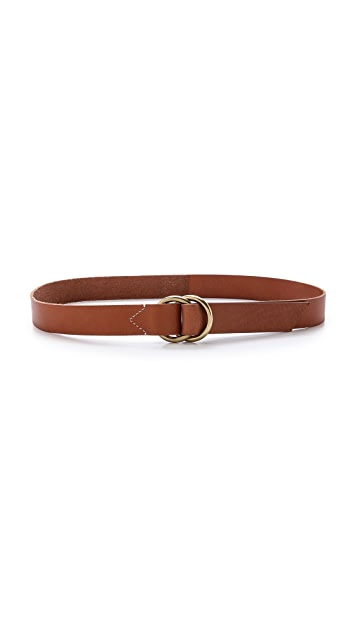 Madewell Double Ring Belt
