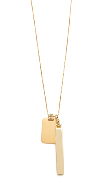 Madewell Ensign Necklace