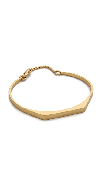 Madewell Safety Chain ID Cuff