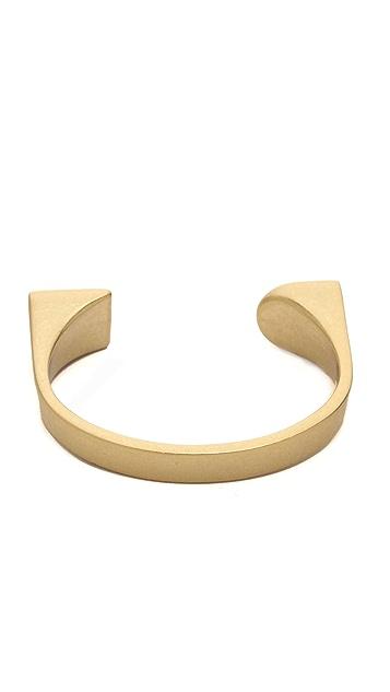 Madewell Simple Shape Cuff Bracelet