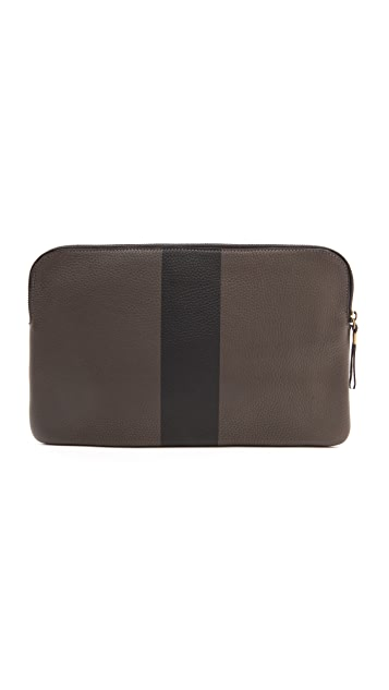 Madewell Large Pouch with Painted Stripe